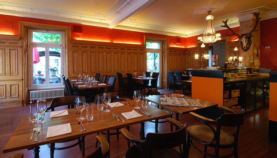Himmels Restaurant Menu